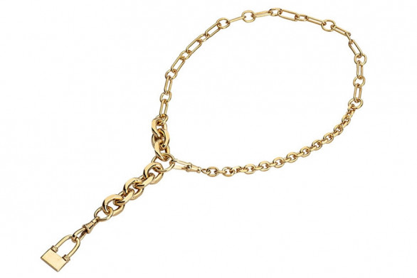 GRABO necklace gold
