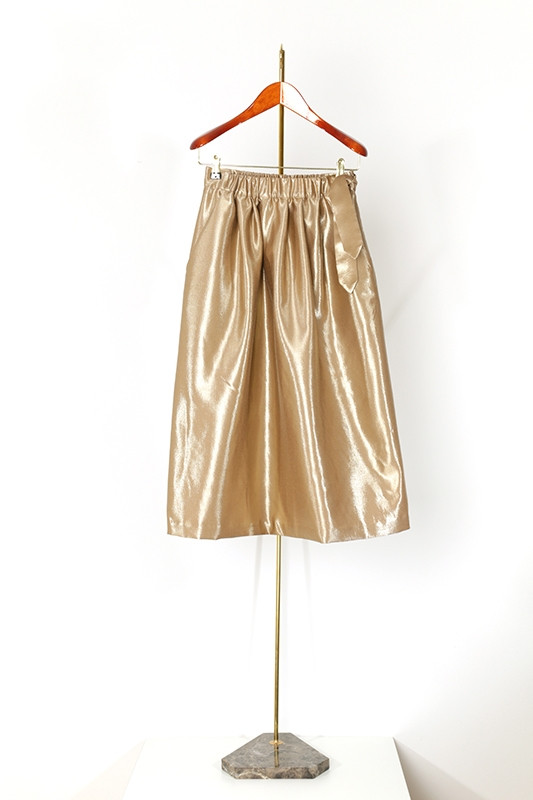 SKIRT RADZIWILL, golden star-S