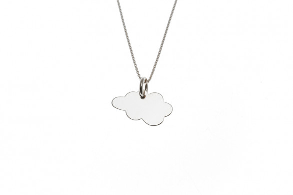 Necklace with Cloud
